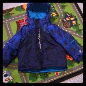 Zeroxposur boys winter coat